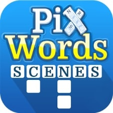 PixWords Scenes Solutions pour tous les niveaux