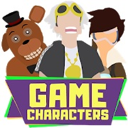 Mega Quiz  - Game Characters - Answers